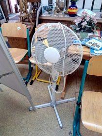 Ventilátor, cena 350,-kč