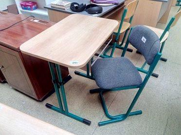 Stůl + židle = 890,-kč