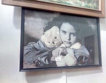 Puzzle obraz cena 100,-kč