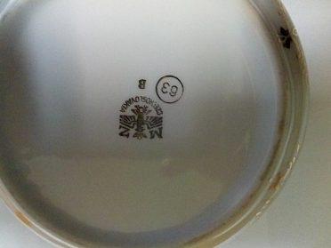 Značková miska, cena 390,-kč
