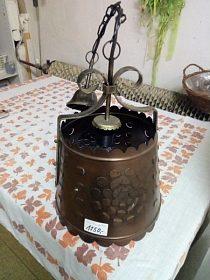 Lustr kov, cena 1.250,-kč
