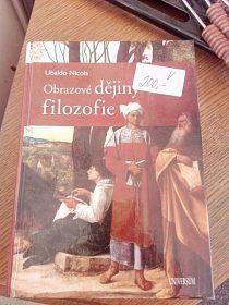 Obrazové dějiny filozofie, cena 200,-kč, kniha je jako nová