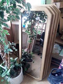 Zrcadla, více stejných kusů, sleva na 490,-kč za jeden kus  rozměr: 51 x 120 cm