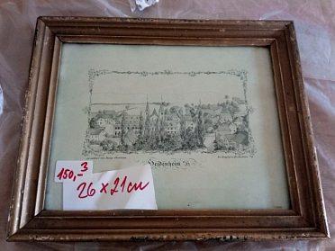 Obrázek, cena 150,-kč