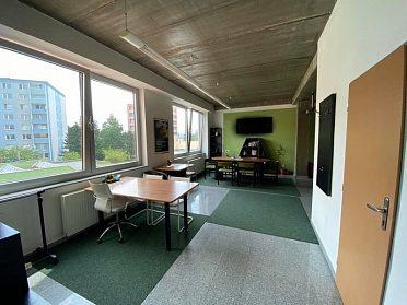 Pronájem kanceláře 50 m2, Zábřeh, ul. Žižkova