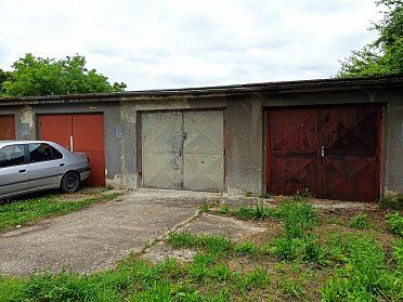 Prodej garáže Čelákovice
