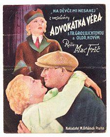 Oldřich Nový - notový sešit s písní Na děvče mi nesahej