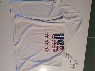 Dívčí tričko vel.160