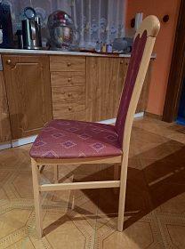Židle ke kuchyňskéu stolu