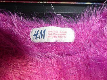 Dívčí svetr H&M
