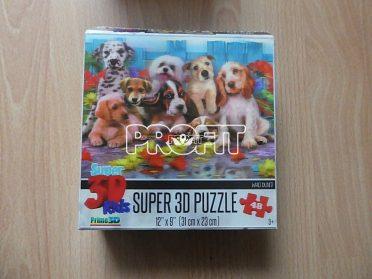 Puzzle psi 3D
