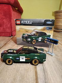 Lego Speed Champions - 75884
