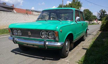 Koupím Fiat 125p