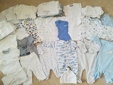 kojenecký set oblečení