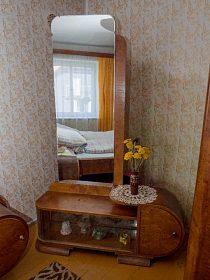 Retro ložnice dělaná na zakázku