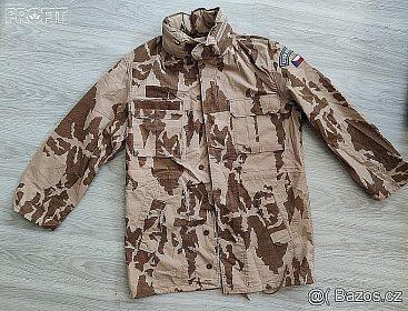 Vojenska bluza bežova