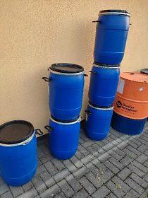 BAREL NA KVAS 60 litrů 300,-Kč PV-ČECHOVICE 82a 796 04 mob: 731 855 19
