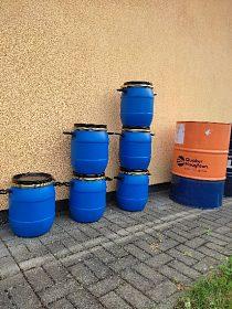 BAREL NA KVAS 30 litrů 250,-Kč PV-ČECHOVICE 82a 796 04 mob: 731 855 19