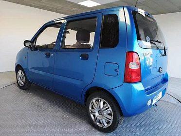 Koupim zachovaly Suzuki Wagon+ nebo Opel Agila