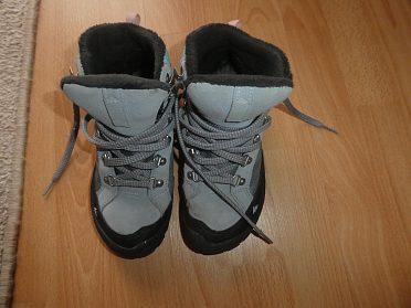Dětské trekové boty Quenchua