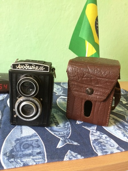 Fotoaparát Lubitel