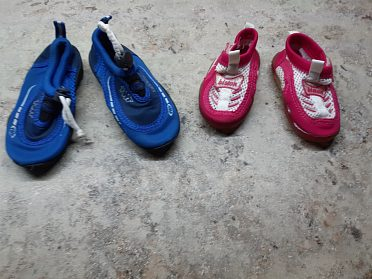 Boty do vody