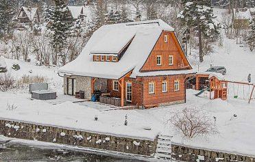 Prodej chaty Červená Voda