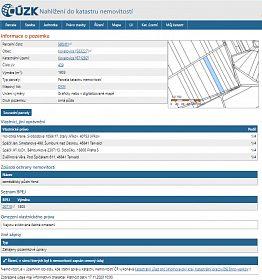 Prodej pole 1.880 m2 Kovalovice, Brno-venkov