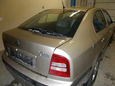 Prodám ND Octavia 1 sedan FACE
