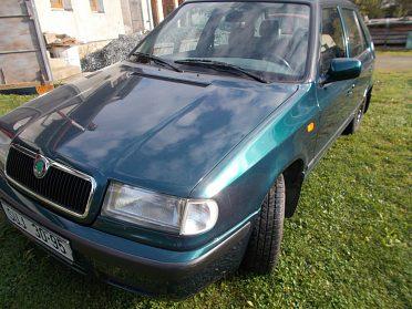 Prodám Škoda felicie 1.3 naj 41 000 km po stk