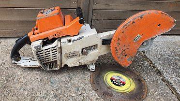 Řezačku na beton STIHL TS 510 AW