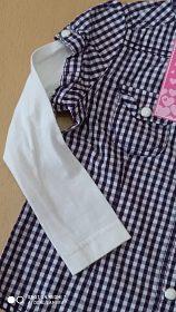Dívčí košile