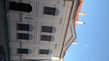 Slavonice Inzerát synagoga byt 5000