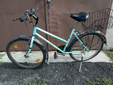 Prodám zachovale dámské kolo