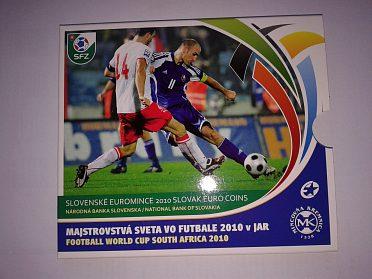 sada euromincí SR 2010 JAR MS ve fotbale