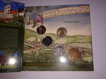 sada mincí SR 2008 Regiony Slovenska