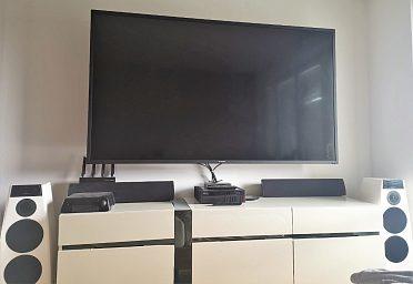 PHILIPS LCD 84 - Edge LED Backlight, Ultra HD 4K