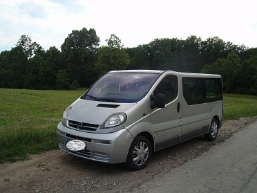 Prodám Opel Vivaro (9 míst)