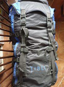 Velký batoh Tibet