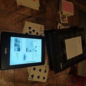Elektronická čtečka knih Amazon Kindle