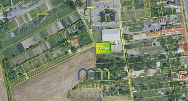 Prodej pozemku pro bydlení Olomouc