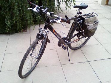 Prodám tretingové kolo