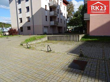 Prodej pozemku Mariánské Lázně, ul. Křižíkova