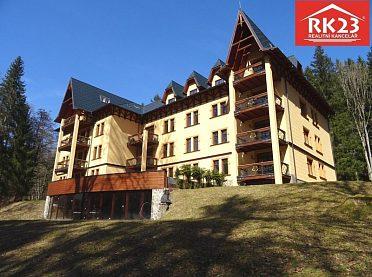 Prodej bytu 1+1 70 m2, Mariánské Lázně, ul. Chopinova