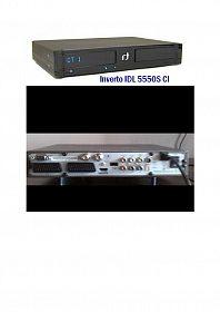 Inverto IDL 5550S CI