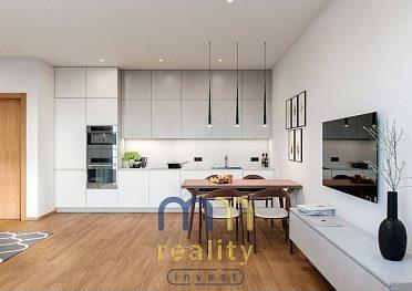 Prodej bytu 3+1 97 m2, Olomouc