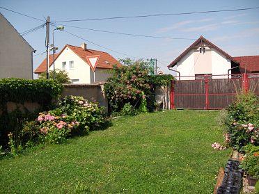 Prodej RD se zahradou, Kostelní Lhota