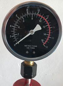 Hydraulický lis 10 tun