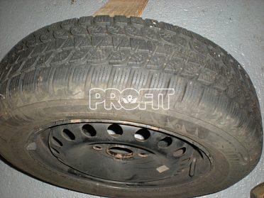 Pneu s diskem Bridgestone  165/70 R14