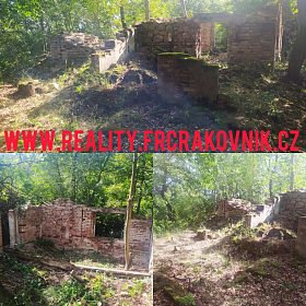 Prodej stavebního pozemku 443 m² Hrob, okres Teplice